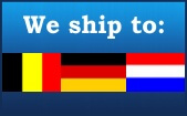We ship to Nl, BE & DE