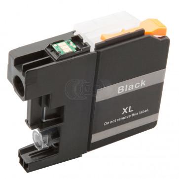 Brother LC-127XLBK inktcartridge zwart hoge capaciteit + chip (huismerk)