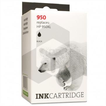 HP 950XL (CN045AE) inktcartridge zwart hoge capaciteit (huismerk)