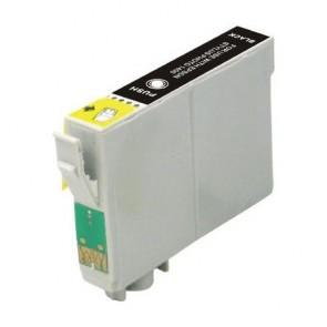 Epson T1301 inktcartridge zwart extra hoge capaciteit + chip (huismerk)