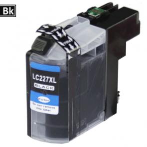 Brother LC-227XLBK inktcartridge zwart hoge capaciteit + chip (huismerk)