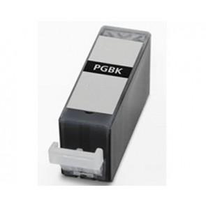 Canon PGI-570PGBK XL inktcartridge zwart hoge capaciteit (huismerk) + chip
