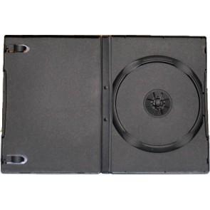 DVD doos 14mm 1 dvd zwart 49 stuks
