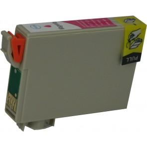 Epson T0713 / T0893 inktcartridge magenta + chip (huismerk)