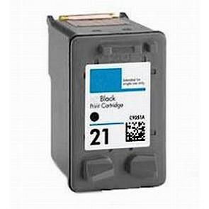 HP 21 (C9351AE) inktcartridge zwart (huismerk)
