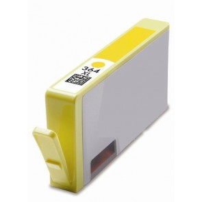 HP 364XL (CB325EE) inktcartridge geel hoge capaciteit + chip (huismerk)