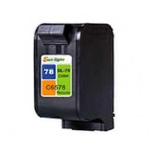 HP 78A (C6578AE) inktcartridge kleur (huismerk)