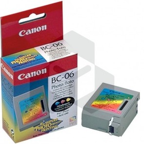 Canon BC-06 inktcartridge fotokleur (origineel)