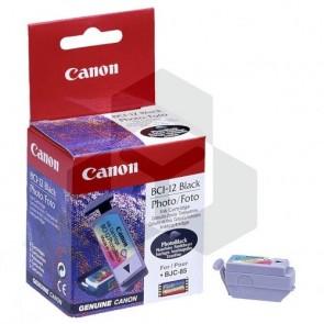 Canon BCI-12BK inktcartridge foto zwart (origineel)