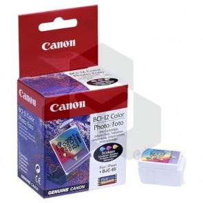 Canon BCI-12CL inktcartridge foto kleur (origineel)