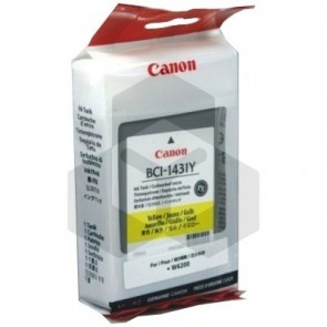Canon BCI-1431Y inktcartridge geel (origineel)