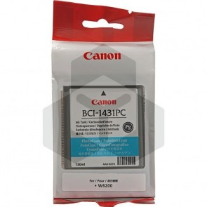 Canon BCI-1431PC inktcartridge foto cyaan (origineel)