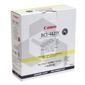 Canon BCI-1421Y inktcartridge geel (origineel)