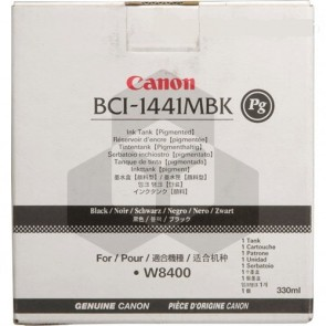 Canon BCI-1441MBK inktcartridge mat zwart (origineel)