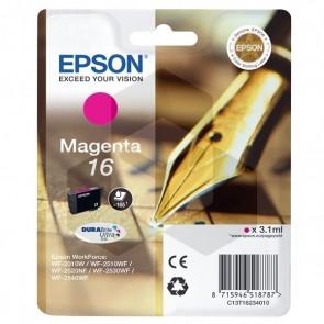 Epson 16 (T1623) inktcartridge magenta (origineel)