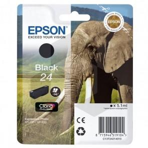 Epson 24 (T2421) inktcartridge zwart (origineel)