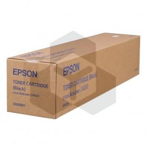 Epson S050091 toner zwart (origineel)