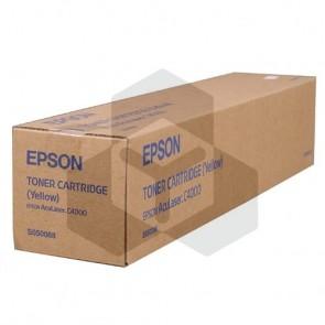 Epson S050088 toner geel (origineel)