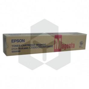 Epson S050040 toner magenta (origineel)