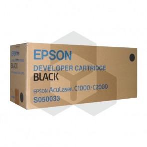 Epson S050033 toner zwart (origineel)
