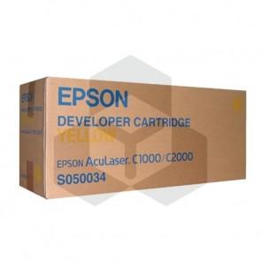 Epson S050034 toner geel (origineel)
