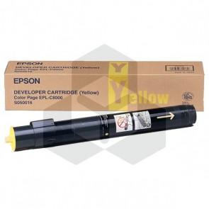 Epson S050016 toner geel (origineel)
