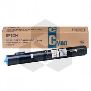 Epson S050018 toner cyaan (origineel)