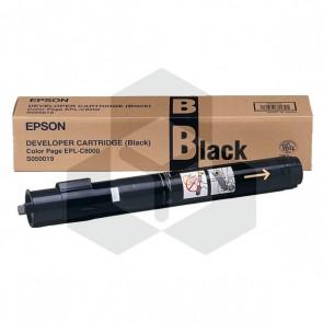Epson S050019 toner zwart (origineel)