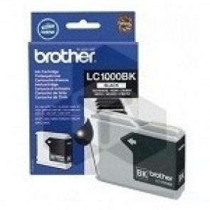 Brother LC-1000BK inktcartridge zwart (origineel)