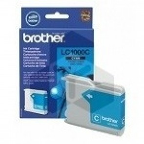 Brother LC-1000C inktcartridge cyaan (origineel)