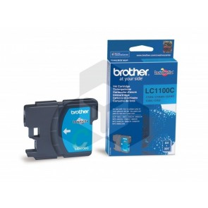 Brother LC-1100C inktcartridge cyaan (origineel)