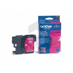 Brother LC-1100M inktcartridge magenta (origineel)
