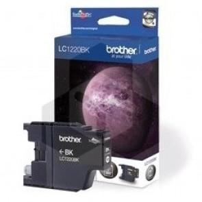 Brother LC-1220BK inktcartridge zwart (origineel)