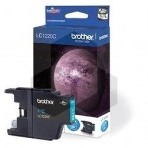 Brother LC-1220C inktcartridge cyaan (origineel)