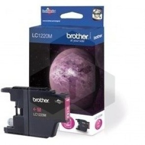 Brother LC-1220M inktcartridge magenta (origineel)