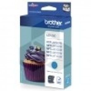 Brother LC-123C inktcartridge cyaan (origineel)