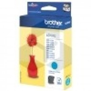 Brother LC-121C inktcartridge cyaan (origineel)