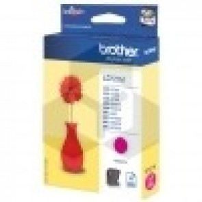 Brother LC-121M inktcartridge magenta (origineel)