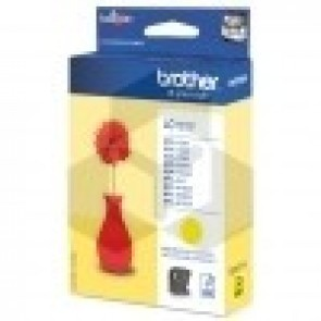 Brother LC-121Y inktcartridge geel (origineel)