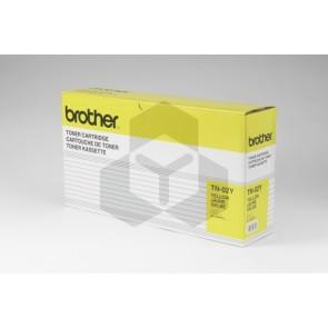 Brother TN-02Y toner geel (origineel)