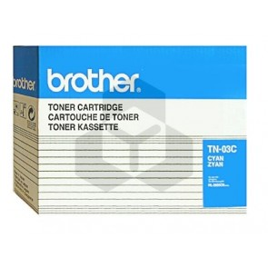 Brother TN-03C toner cyaan (origineel)