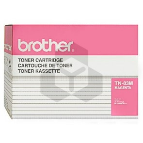 Brother TN-03M toner magenta (origineel)