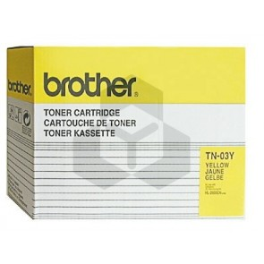 Brother TN-03Y toner geel (origineel)