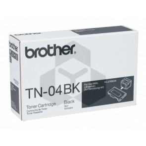 Brother TN-04BK toner zwart (origineel)