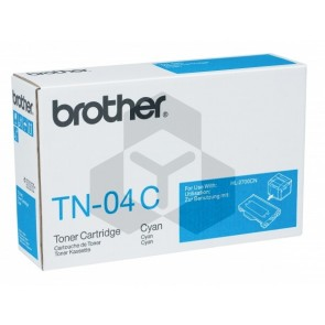 Brother TN-04C toner cyaan (origineel)