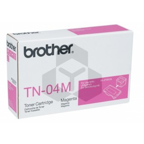 Brother TN-04M toner magenta (origineel)