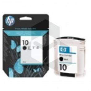 HP 10 (C4844AE) inktcartridge zwart hoge capaciteit (origineel)