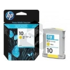 HP 10 (C4842AE) inktcartridge geel (origineel)