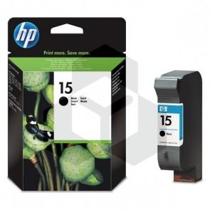 HP 15 (C6615DE) inktcartridge zwart (origineel)