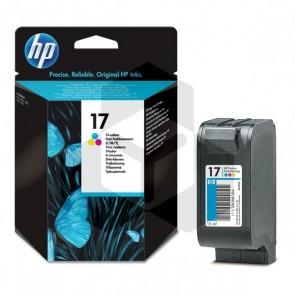 HP 17 (C6625AE) inktcartridge kleur (origineel)